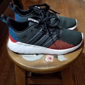Adidas (Kids/Boys Quickstar Flow Sneakers)